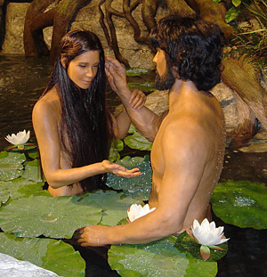 Adam and eve the truth revealed for Adan y eva en el jardin del eden