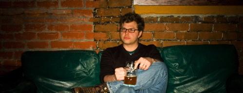 Mark Maynard 2009 at Ypsi's Corner Brewery