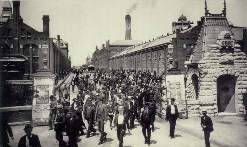 Pullman Town Strike - Where It All Began