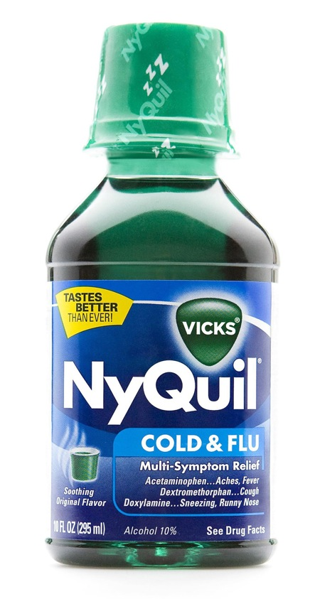 nyquil driverlayer search engine