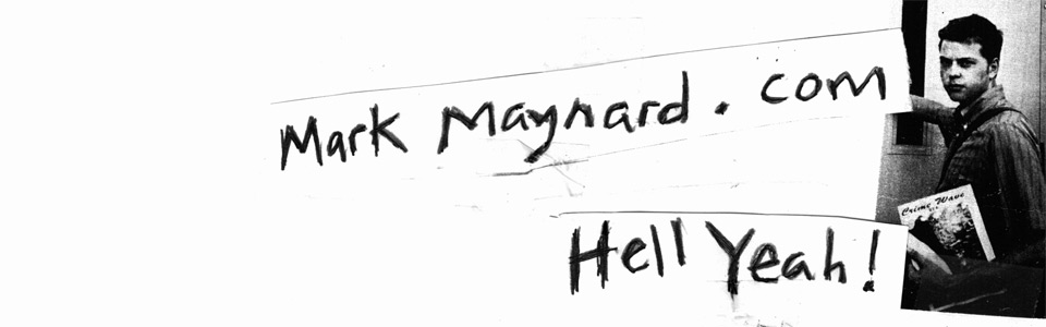 MARK MAYNARD DOT COM