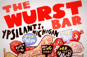 Wurst Bar