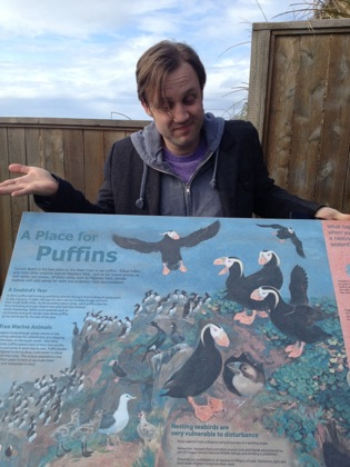 No Puffins for TM2
