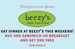 Beezy's ad