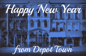 Depot Town ad