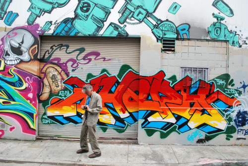 ?HAPH - DOUG B - ERIE STREET - SF - 2014