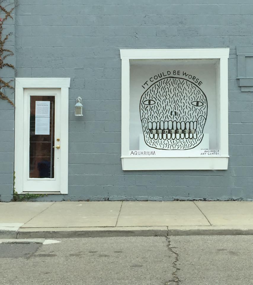 Introducing Ann Arbor S Aquarium Gallery