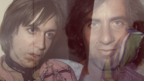 Iggy pop and Danny Fields, Danny Fields Archive