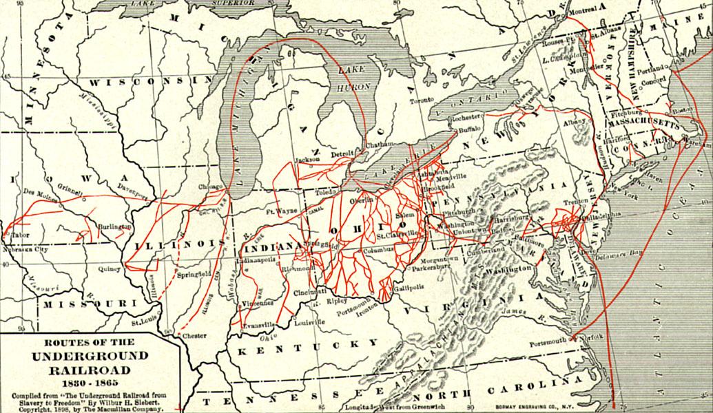 Exploring Ypsilanti S Place On The Underground Railroad