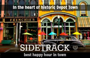 Sidetrack ad
