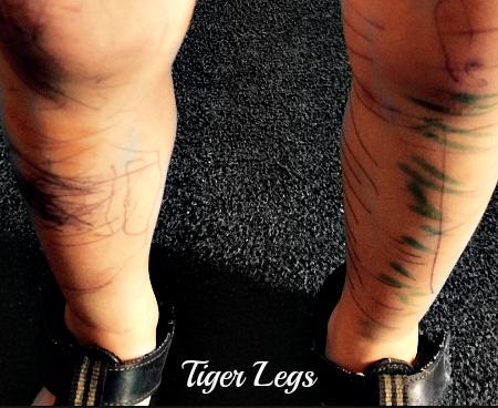 tigerlegs