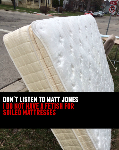 jonesmattress