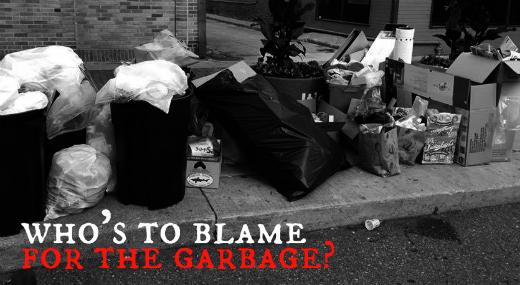 garbagegate