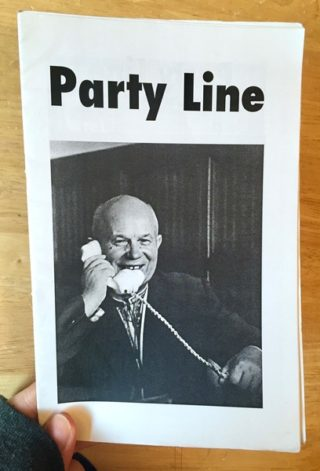 Party On Line