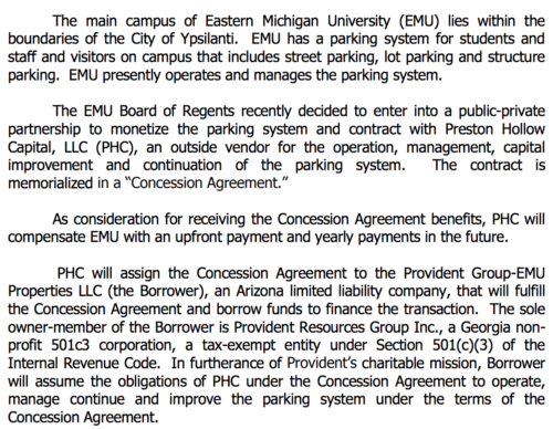Why Is Emus Attempt To Privatize Parking On The City Council Agenda